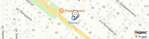 Магазин электрики на карте Нахабино