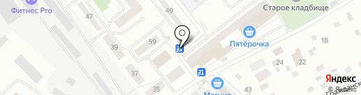 Ромикс на карте Нахабино
