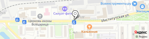 Адреналин на карте Нахабино