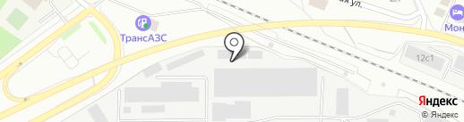 Оникс на карте Нахабино