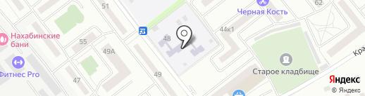 Детский сад №41 на карте Нахабино