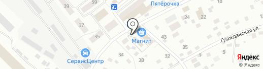 Продукты на карте Нахабино
