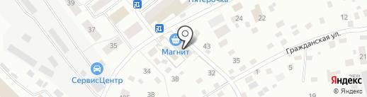 КофеХод на карте Нахабино