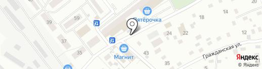 Магазин хозяйсвенных товаров на карте Нахабино