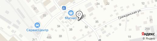 Дом быта на Вокзальной на карте Нахабино