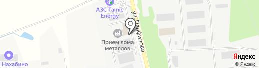 Z-People на карте Нахабино
