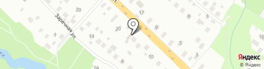 Арарат на карте Нахабино