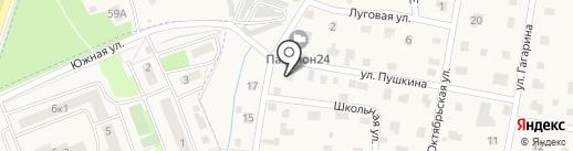 Сениор Групп на карте Юдино
