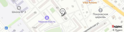 ELLEN на карте Нахабино