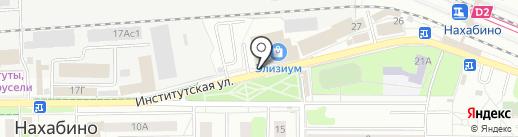 Sex Shop Moscow на карте Нахабино