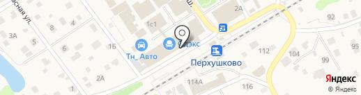 Евромет на карте Юдино