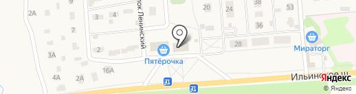 BIOCAD на карте Петрово-Дальнего
