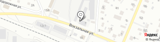МастерЗем на карте Нахабино