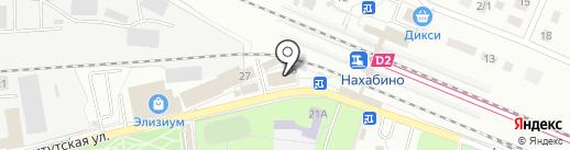 Истринская Молочная Компания на карте Нахабино