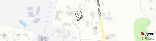 Кондор на карте Нахабино