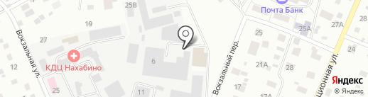 ГРАНД-ДЕКОР на карте Нахабино