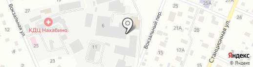 Протектор НЕКСТ на карте Нахабино