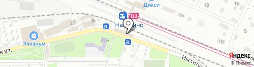 Горячая выпечка на карте Нахабино