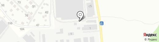 ФАУБЕХА на карте Нахабино