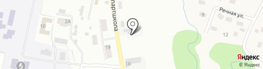 Магазин овощей и фруктов на Совпартшколе на карте Нахабино