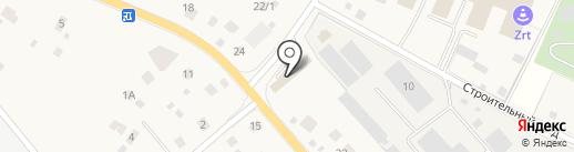 Магазин товаров для рыбалки и туризма на карте Брёхово