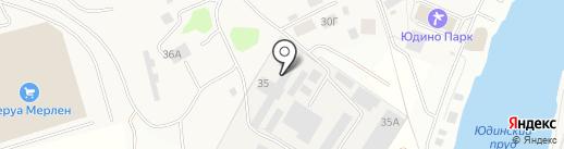 Imlight на карте Юдино