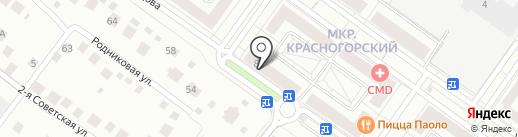 i-Service на карте Нахабино