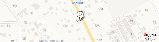 Мастерская по ремонту автостекол и тонированию на карте Брёхово