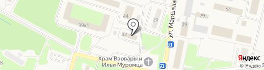 МУ МВД России Власиха на карте Власихи
