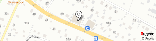 PePePizza-Нахабино на карте Нахабино