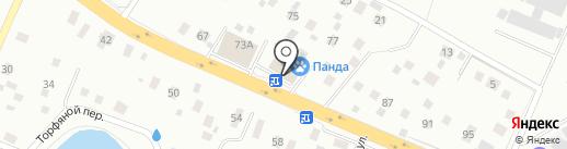 Светлячок на карте Нахабино