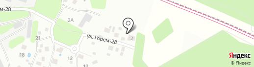 Азбука тойс на карте Нахабино
