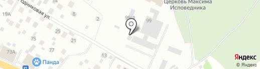 ТК ЭЛЕКТРОКАБЕЛЬ на карте Нахабино