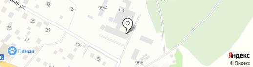 Арматура АСП на карте Нахабино