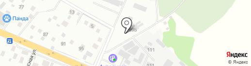 Стикс на карте Нахабино