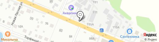 Тимс на карте Нахабино