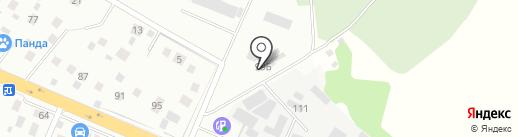 ШИВ-ГРАНИТ на карте Нахабино