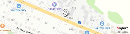 Магазин товаров для взрослых на карте Нахабино