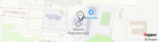 ДЮСШ на карте Власихи