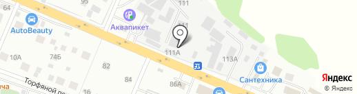 Криостройкомплект на карте Нахабино