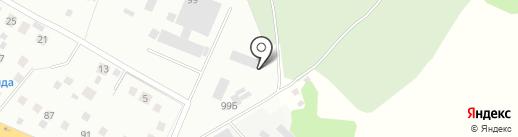 Гранитный цех на карте Нахабино