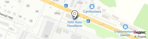 H2O auto на карте Нахабино