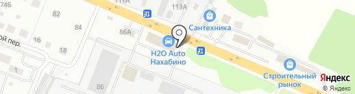 Росгосстрах, ПАО на карте Нахабино