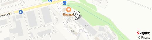 АТЦ Власиха на карте Лайково