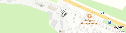 Протон+ на карте Нахабино