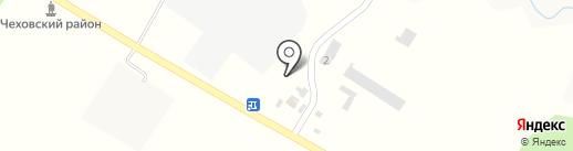 Усенко на карте Алексеевки