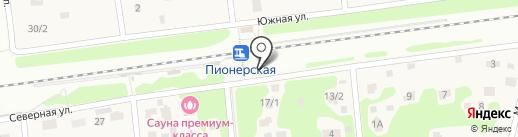 Продовольственный магазин на карте Дубков