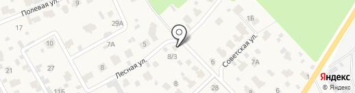 Шиномонтажная мастерская на карте Александровки