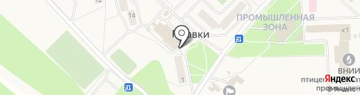 Магазин разливного пива на карте Ржавок