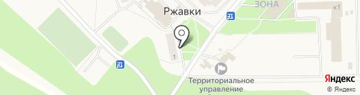 Почта Банк, ПАО на карте Ржавок